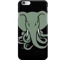 Elephant Octopus iPhone Case/Skin