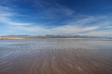 Black Rock Sands by Stuart Jenkins