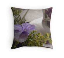 Wrap Your Troubles In Dreams Throw Pillow