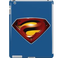 Superman Reverse iPad Case/Skin