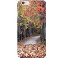 Poga Autumn iPhone Case/Skin