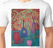 Still Life with Bottles Unisex T-Shirt