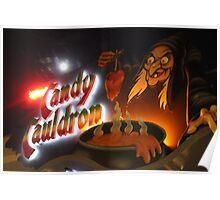 Candy Cauldron Poster