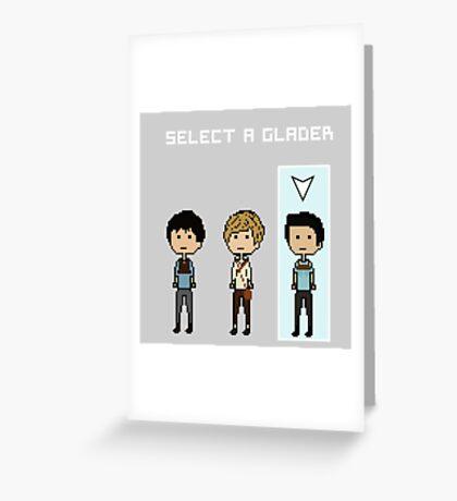 Select Minho  Greeting Card