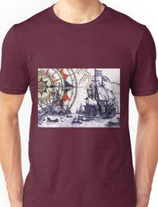 Sail Away  Unisex T-Shirt