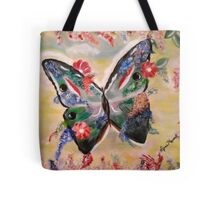 Fluttering Butterfly Tote Bag