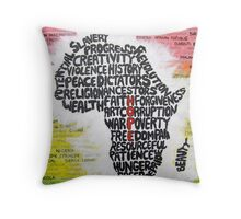 Hope Never Dies Throw Pillow