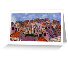 City Greeting Card