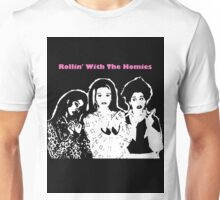 Rollin' Wit The Homies Unisex T-Shirt