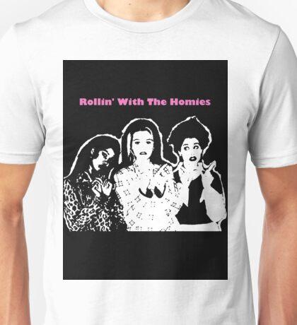 Rollin' Wit The Homies Unisex T-Shirt