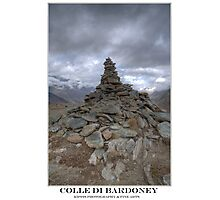 colle bardoney Photographic Print