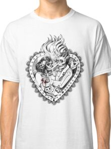 Day of the Dead Ancient Lovers Classic T-Shirt