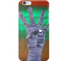 Lib 487 iPhone Case/Skin