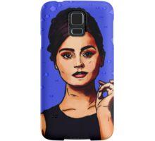 Jenna Coleman a.k.a Clara Oswald Samsung Galaxy Case/Skin