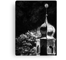 2011 - the steeple Canvas Print