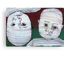 Lib 498 Canvas Print
