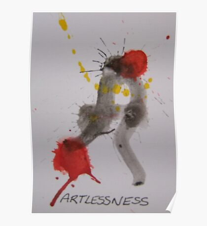 Artlessness Poster