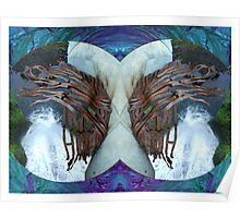 Stereoscopic Reality Poster