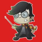 Harry Potter by Josh Bruce