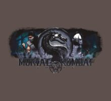 MORTAL KOMBAT SMOKE by PyroDark