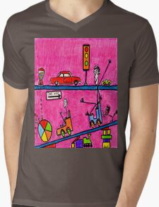 Child's Play Mens V-Neck T-Shirt