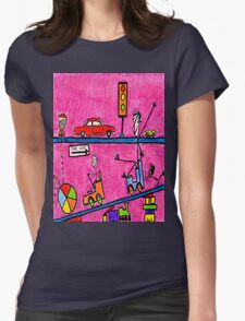 Child's Play Womens Fitted T-Shirt