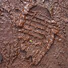 Muddy Footprint by Yonmei