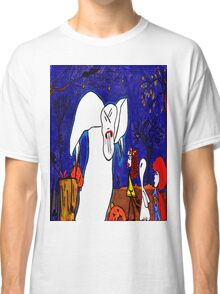 You stop eating my Pumpkin people friends! Classic T-Shirt