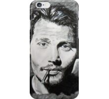 Johnny Depp (IPhone Case) iPhone Case/Skin