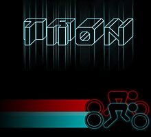Tron Minimal by Stevie B