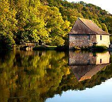 Mill, Boel France 2011 by Frank Bibbins
