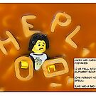 Alphabet Soup. by Bean Strangeways