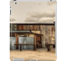 Joshua tree Saloon in California iPad Case/Skin