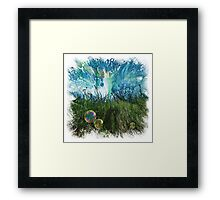 The Atlas Of Dreams - Color Plate 134 Framed Print