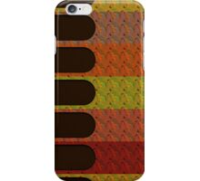 Curved Pattern iPhone Case/Skin