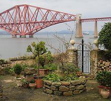 Nice View Of The Forth Rail Bridge. by ninjabob