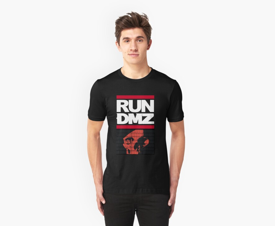 RUN DMZ by Brandon Hunt