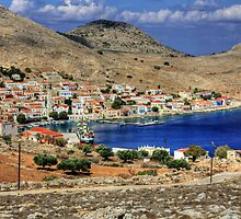 Halki View by Tom Gomez