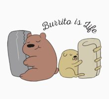 Burrito is Life One Piece - Short Sleeve