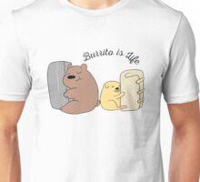 Burrito is Life Unisex T-Shirt