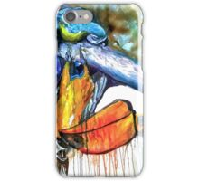 Toucan and Parrot Carnival iPhone Case/Skin