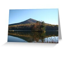 Peaks of Otter (Fall)~ Greeting Card