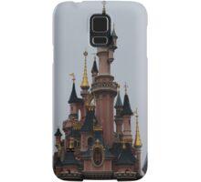 Disneyland Paris Castle Samsung Galaxy Case/Skin