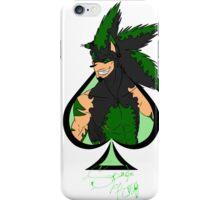 Spade King  iPhone Case/Skin