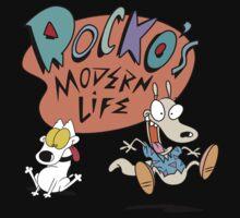Rocko's Modern Life Kids Tee