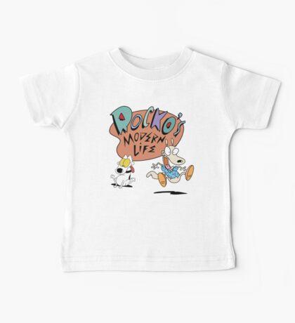 Rocko's Modern Life Baby Tee