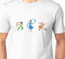 Aang The Last Airbender x3 Unisex T-Shirt
