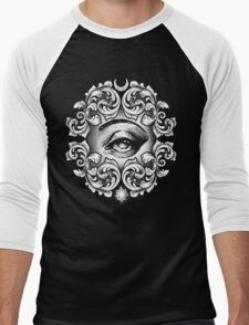 Third eye Men's Baseball ¾ T-Shirt