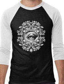 Third eye Men's Baseball ¾ T-Shirt