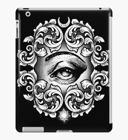 Third eye iPad Case/Skin